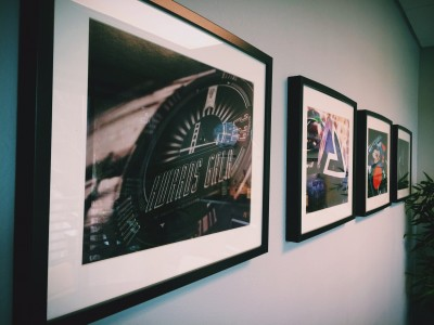 Conference Room Frames