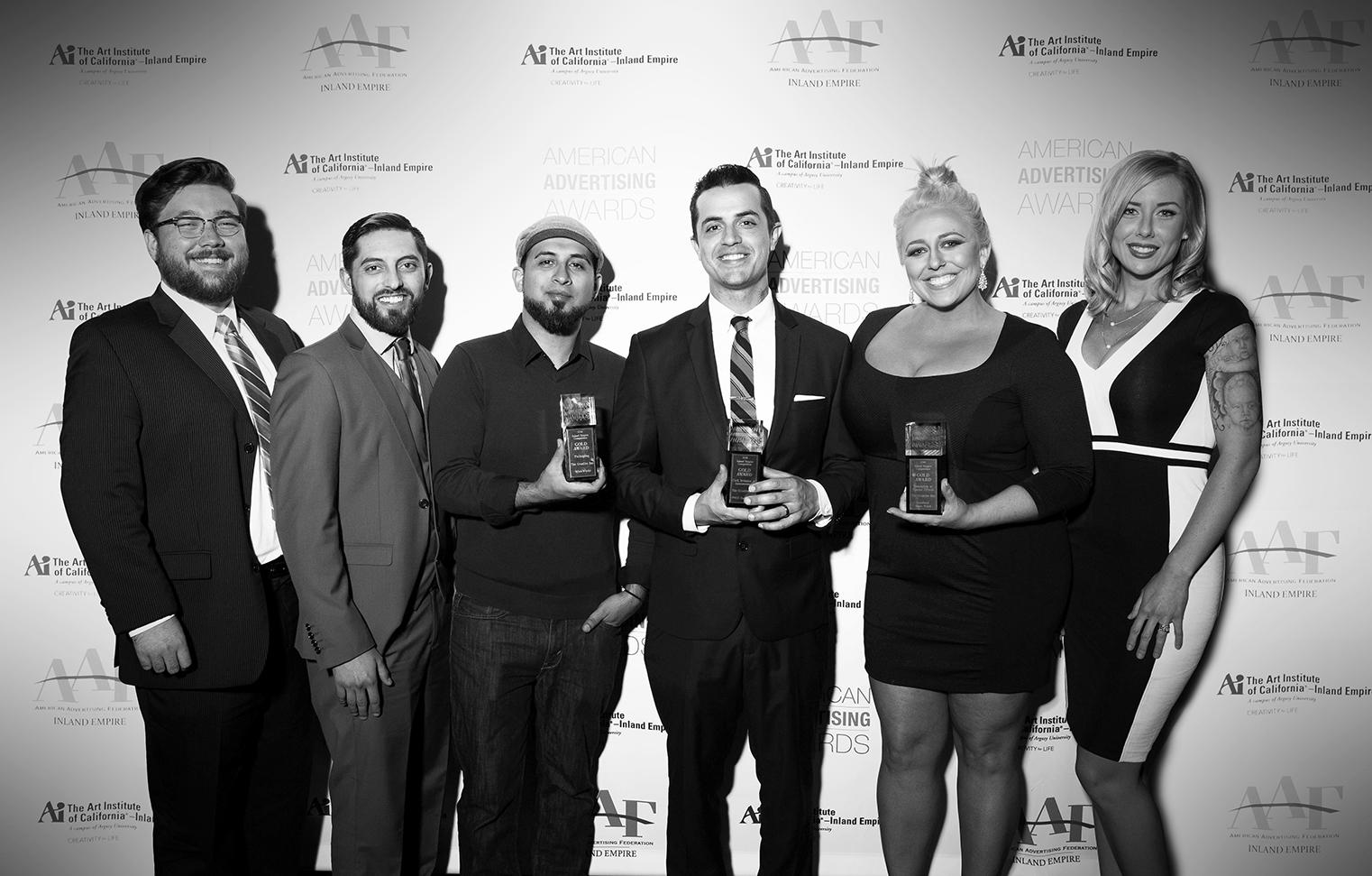 Award winning designers