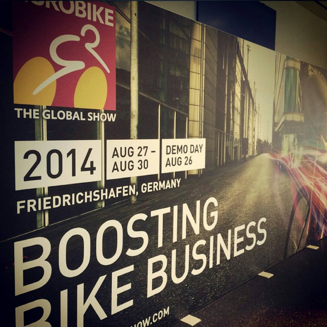 boosting bike business image