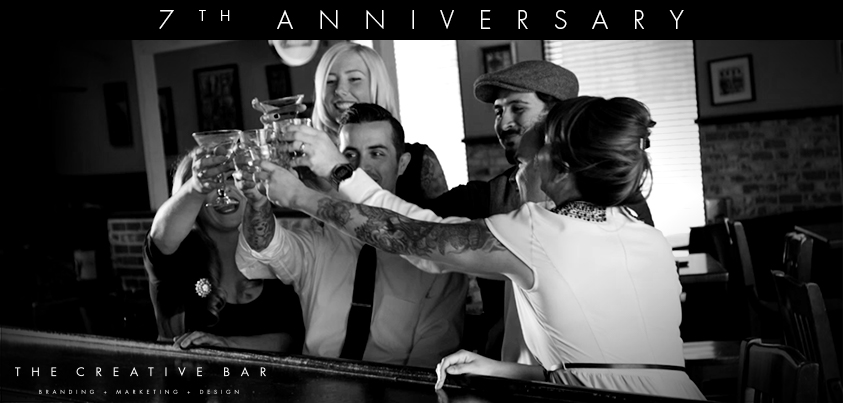 7th Anniversary for the Creative Bar