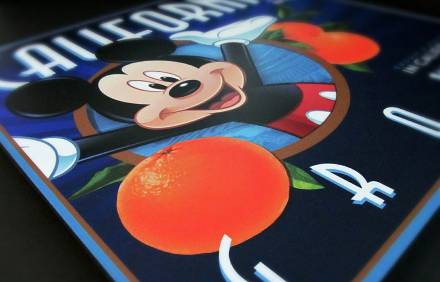Albertsons & Walt Disney Healthy Eating Marketing Campaign