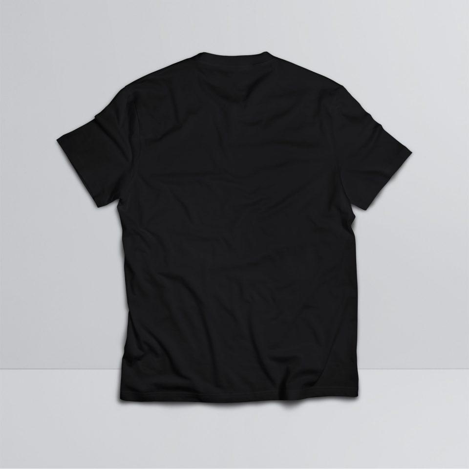 The Creative Bar Mens Manhattan Shirt, Back View