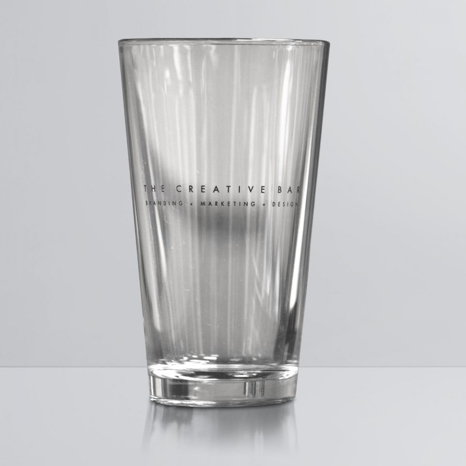 The Creative Bar Products, Pint Glass