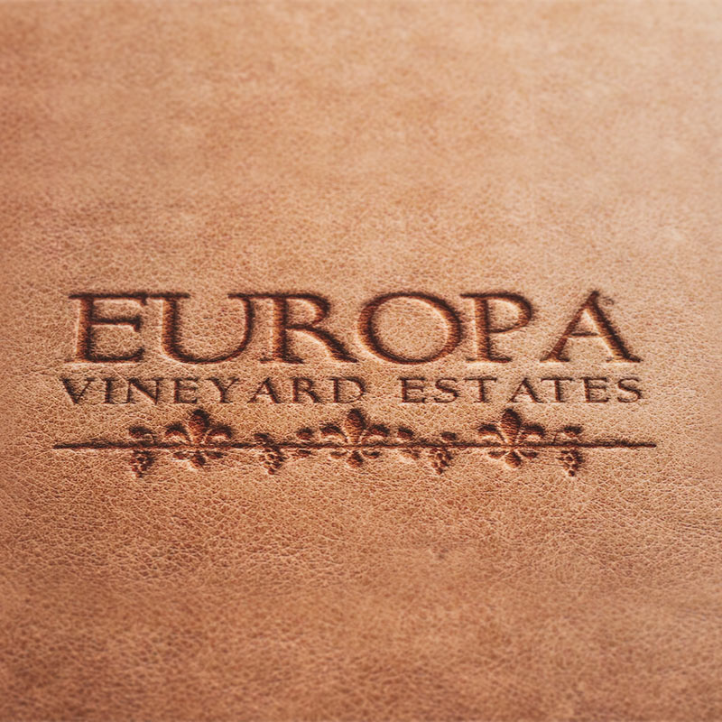 Europa Vineyard Estates - Luxury Brochure
