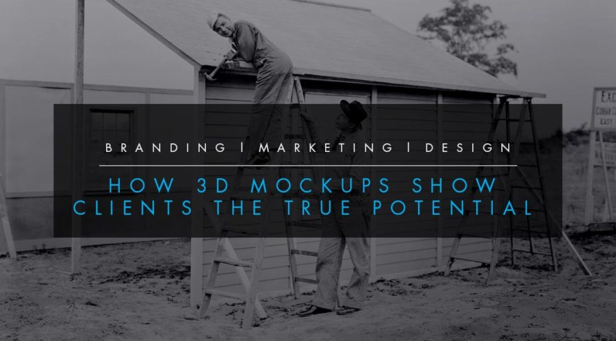 How 3D Mockups Shoe Clients The True Potential of their Brand and Products
