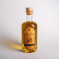 Europa Village Olive Oil Label Design