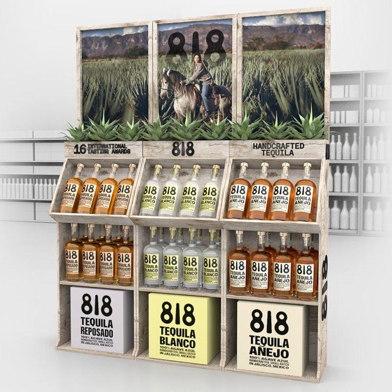 818 Tequila - California Launch